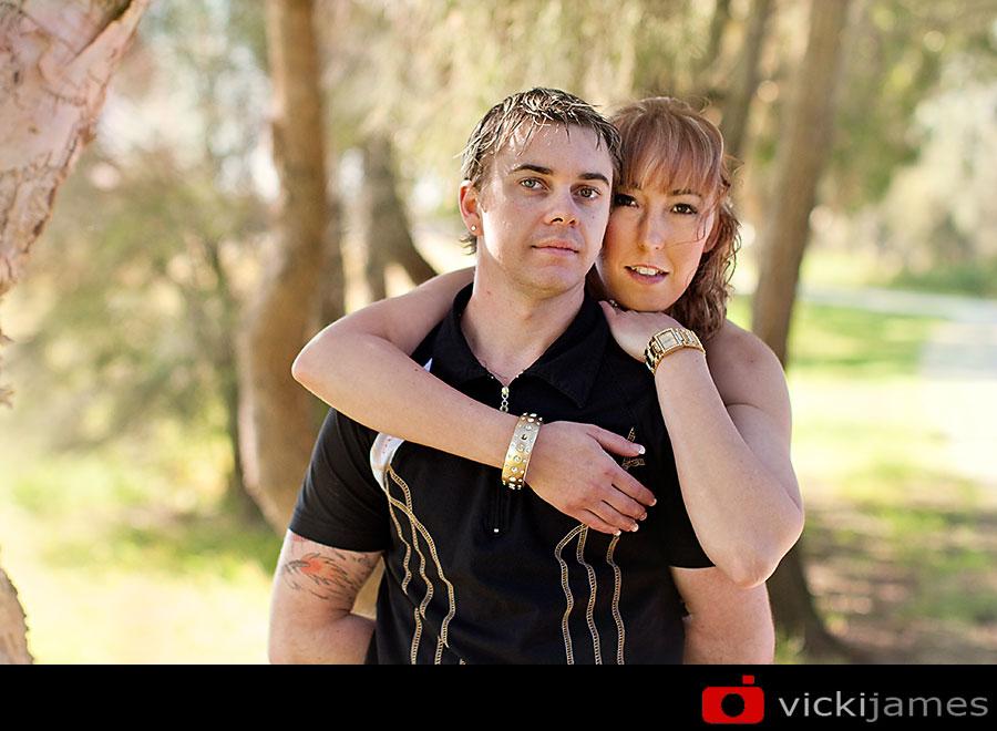 Cherise and Scott