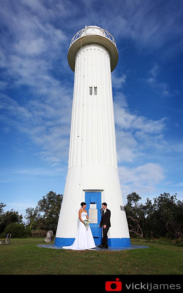 Yamba Lighthouse Wedding