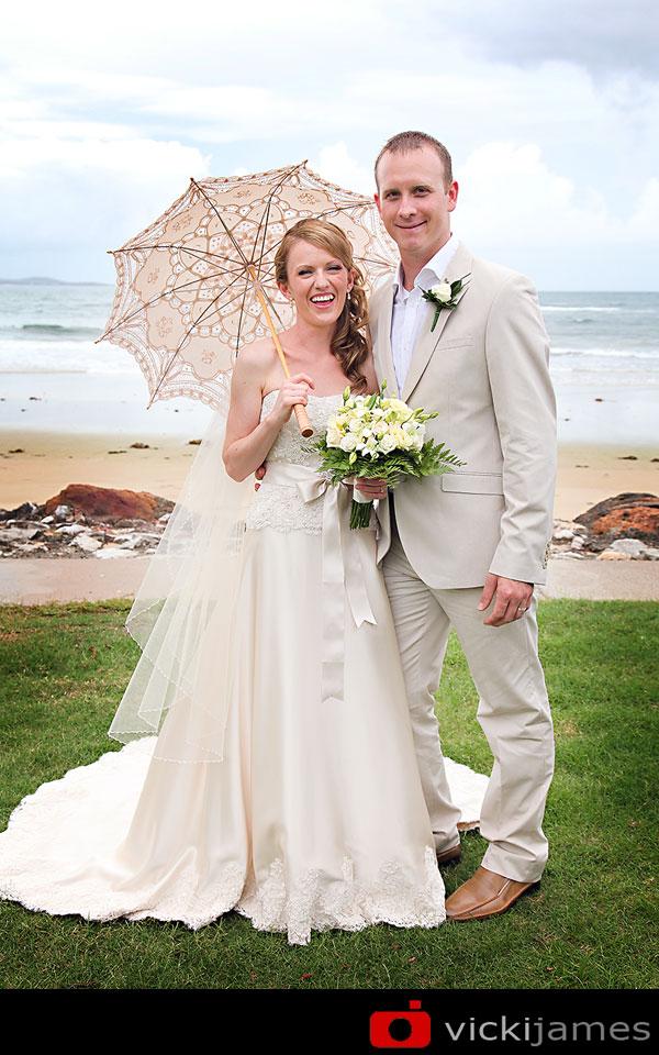 Vicki James wedding photographer