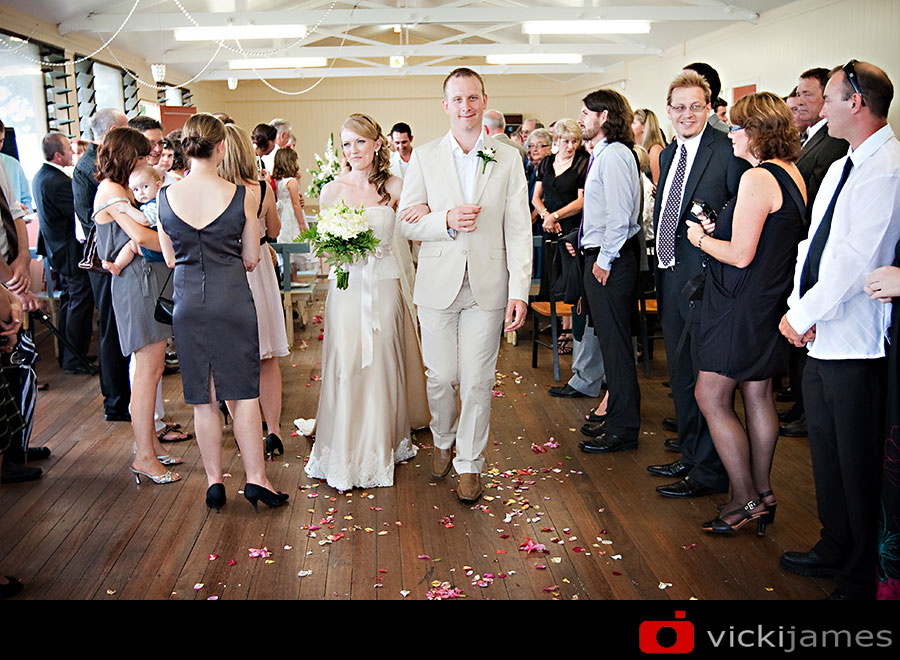Brooms Head Wedding Photographer, Vicki James,