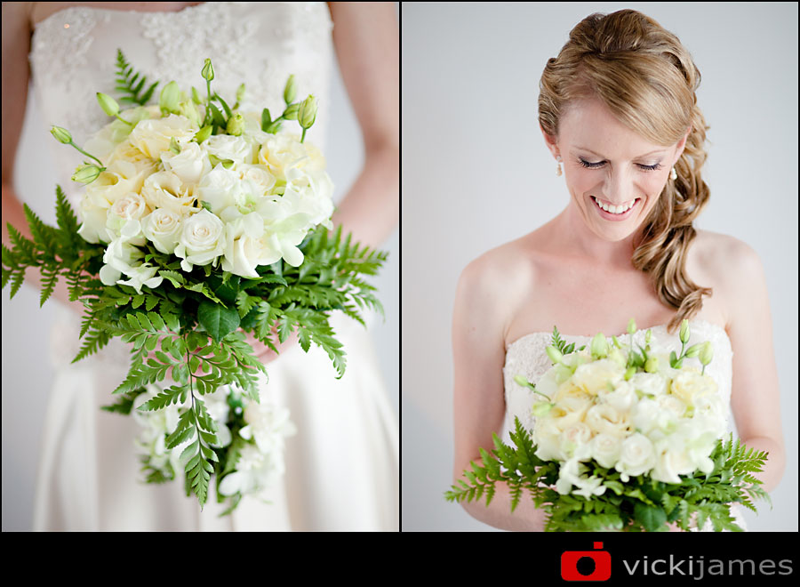 Yamba Wedding, Brides Bouquet