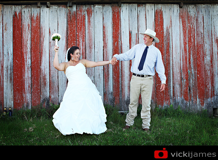 Yamba Wedding Photographer, Country Wedding