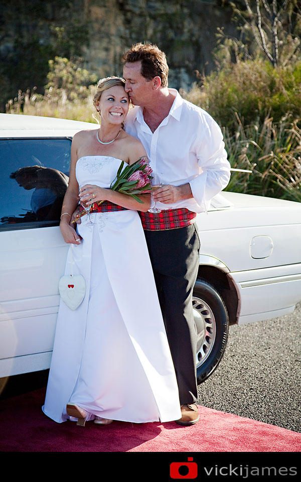 Yamba Wedding Photographer Vicki James