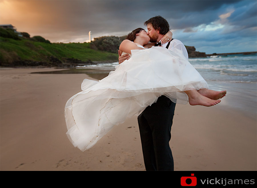 Yamba Wedding Photographer, Vicki James