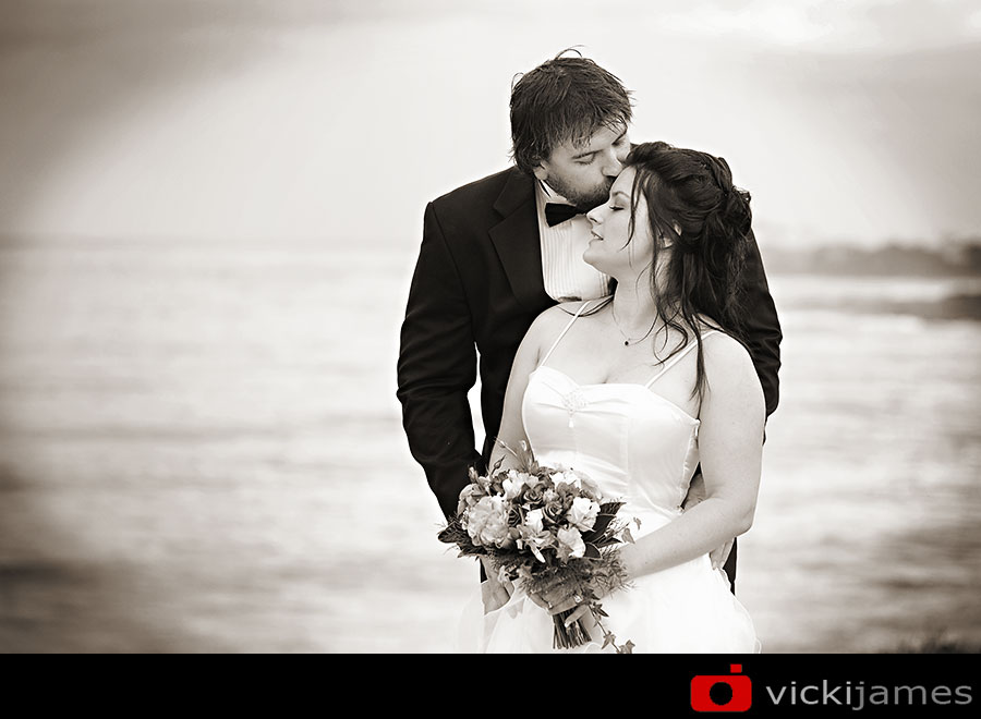 Yamba Beach Wedding