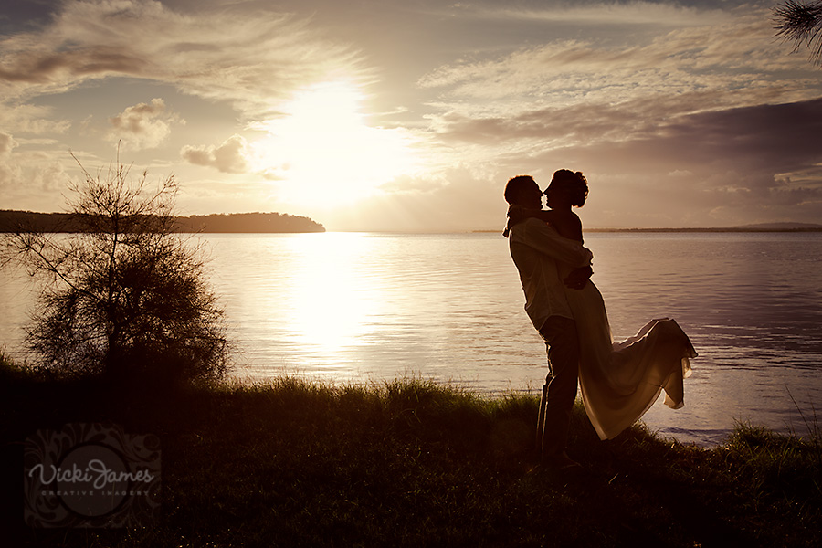 Yamba Wedding Photograher