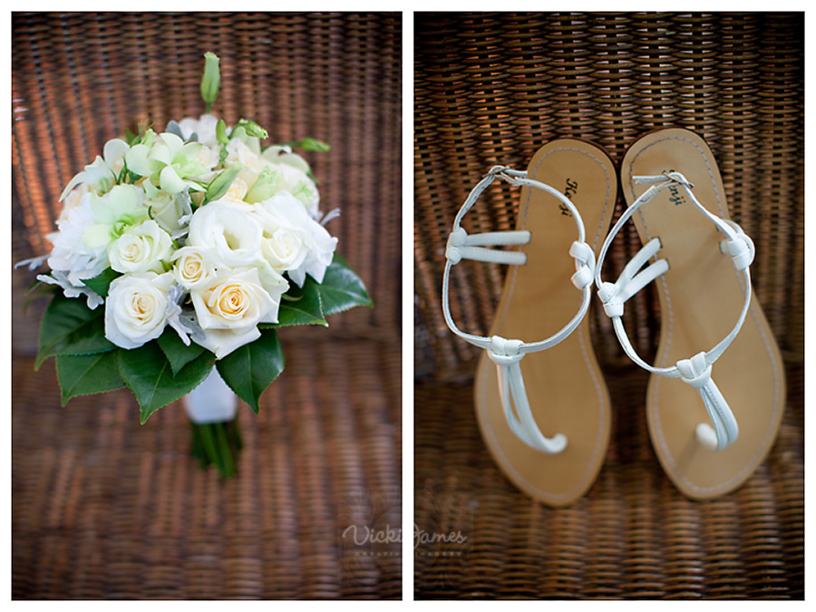 Wedding at the Angourie Rainforest Resort Yamba