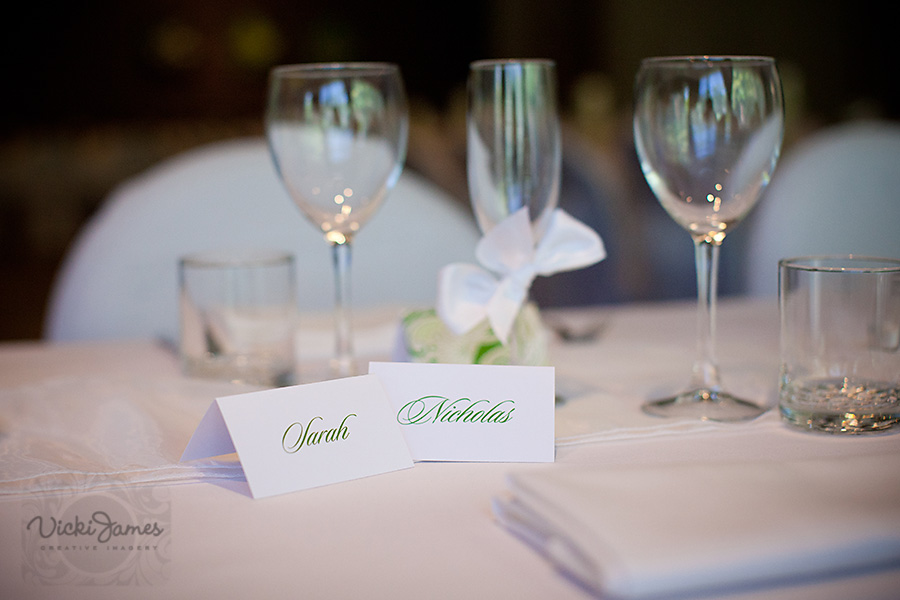 Wedding Reception at the Angourie Rainforest Resort Yamba
