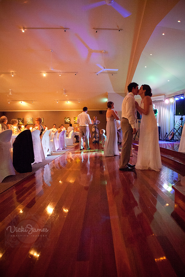 Wedding Reception at Angourie Rainforest Resort
