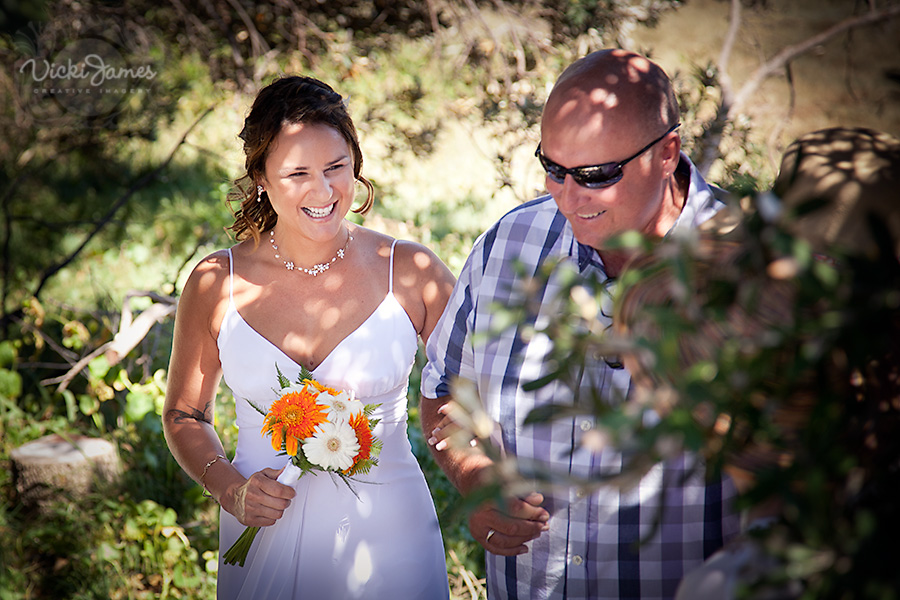 Lindsay and Greyce Wedding at Back Beach Angourie