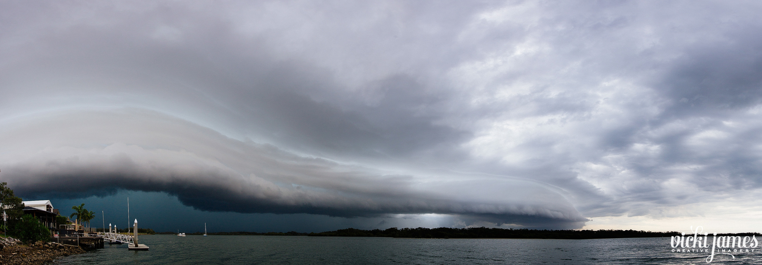 Oyster Channel Storm