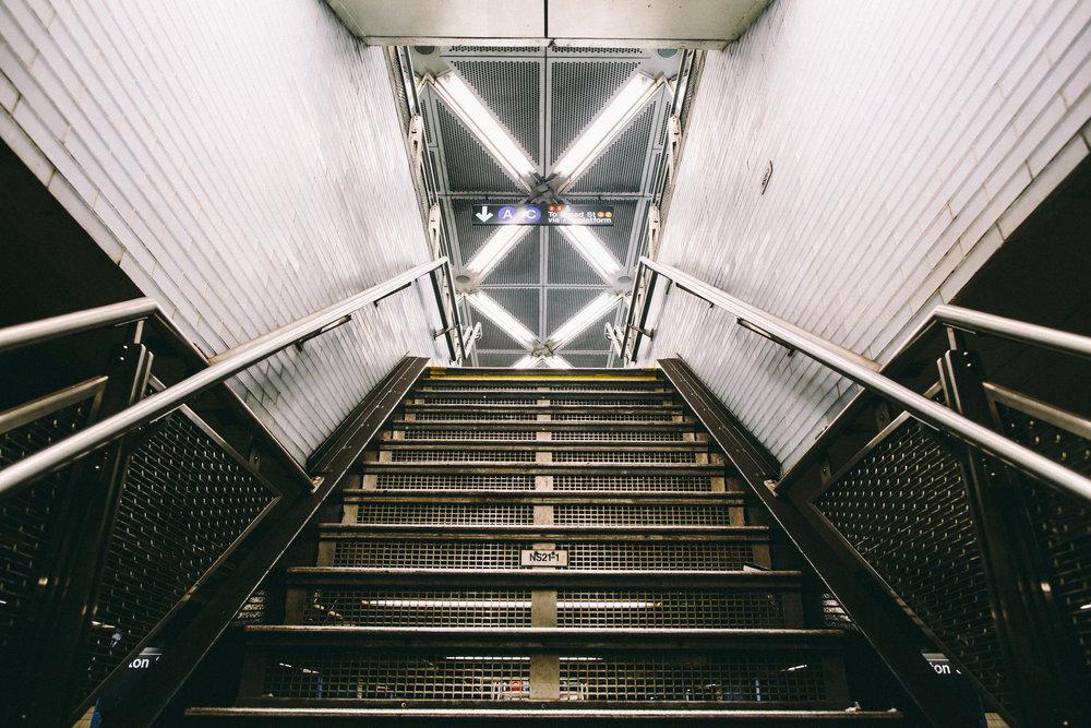 Fulton Station pt.1