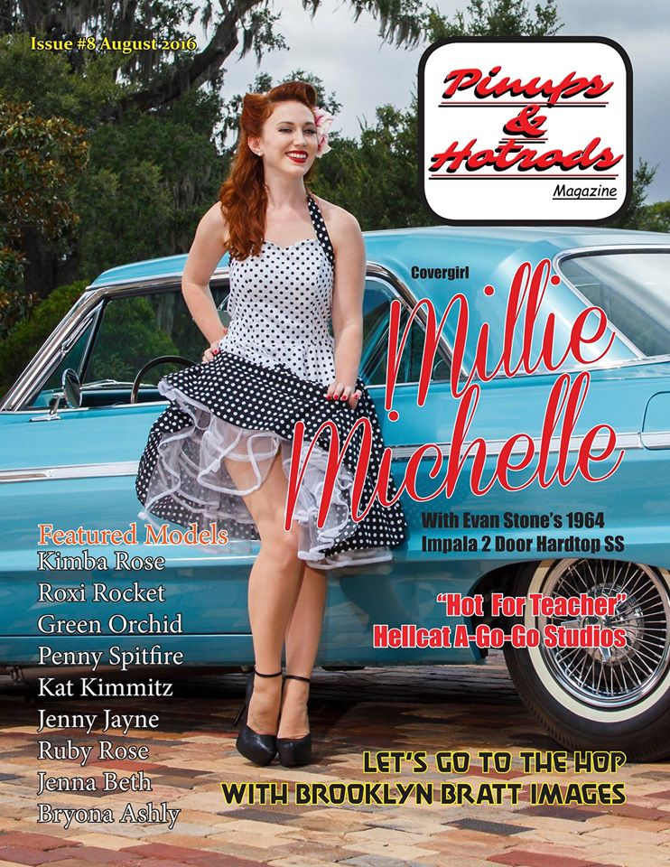Pin ups & Hotrods Magazine    http://www.magcloud.com/browse/issue/1140056