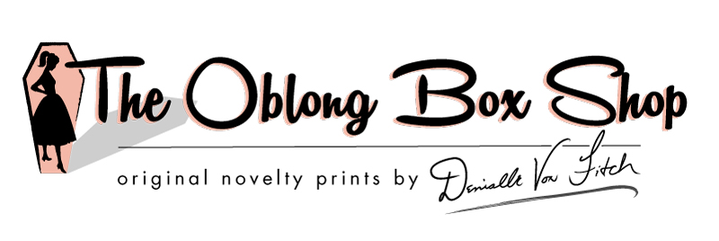 The Oblong Box Shop    https://theoblongboxshop.com