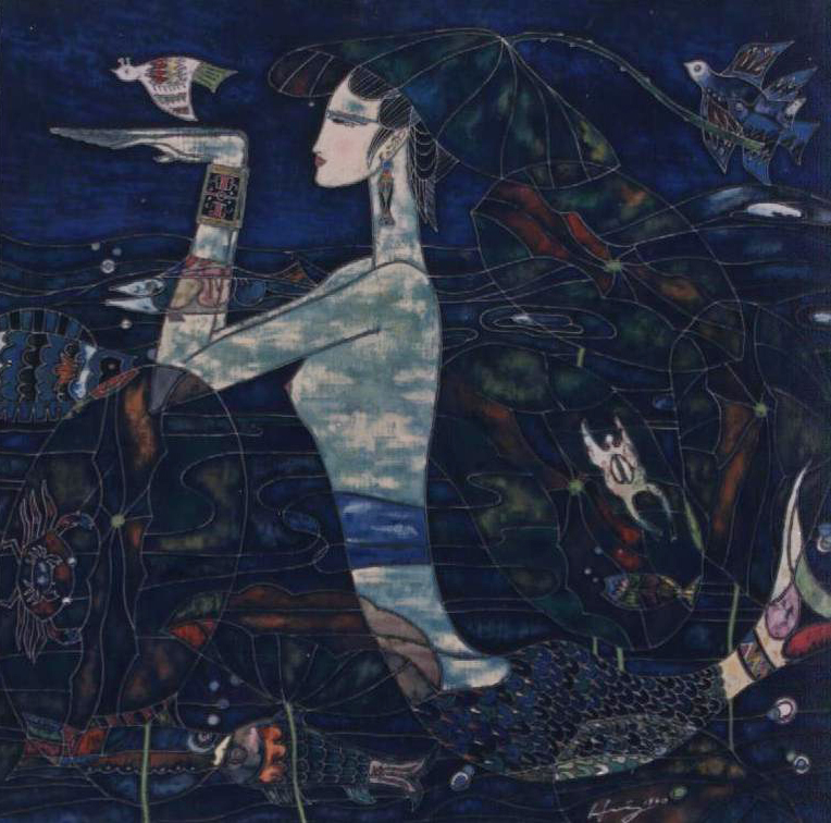 Mermaid. 1990