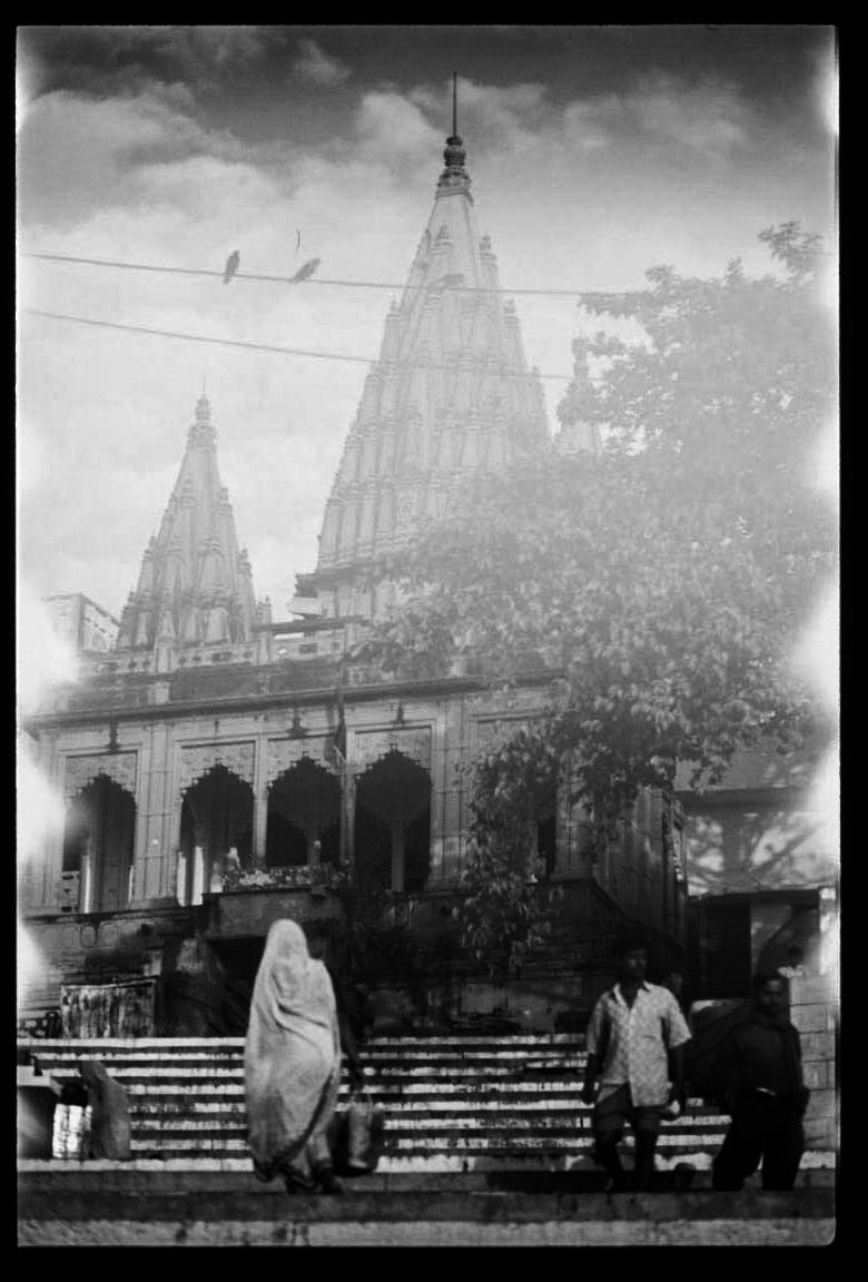 V8  Varanasi-35mm film