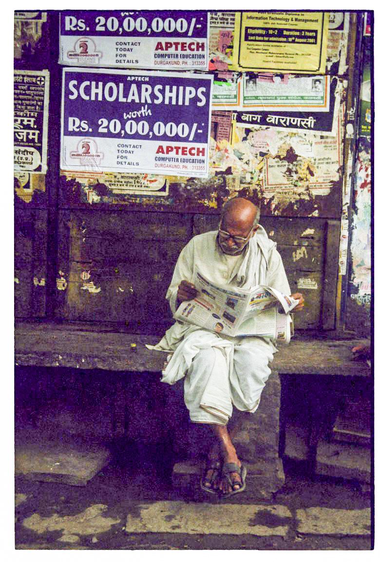 V17  Varanasi-35mm film