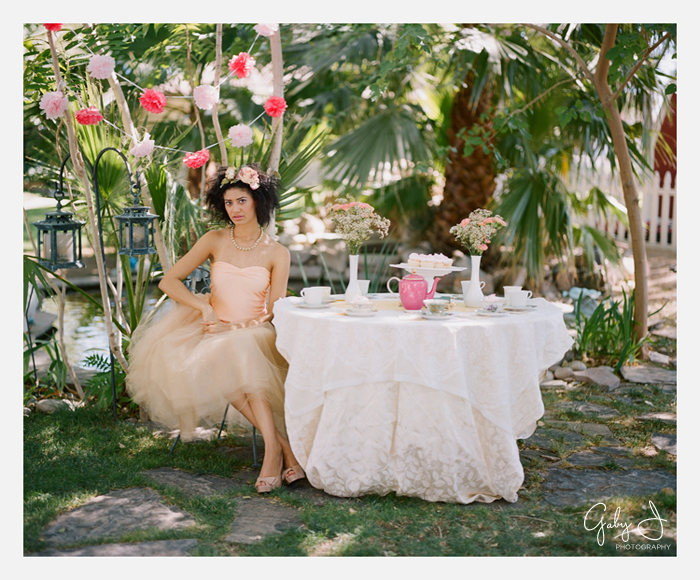 gaby j tea party inspired bridal 7
