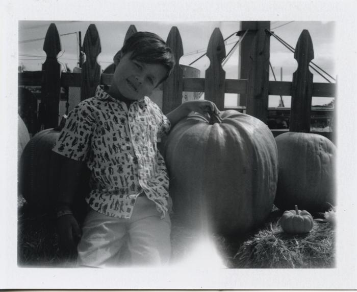 las vegas pumpkin patch polaroid 1