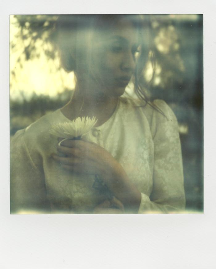Alexandria Finley Gaby J Photography polaroid