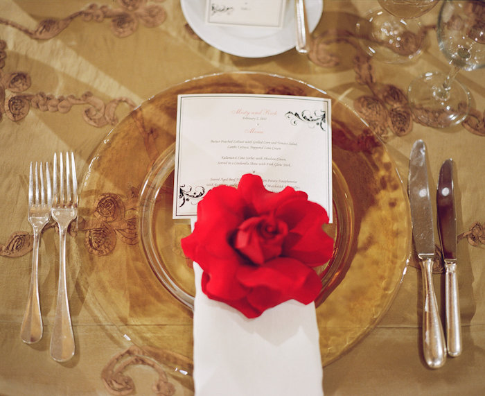 red roses inspired wedding_34