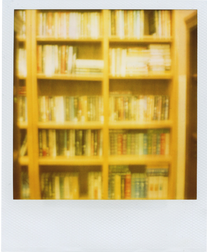 gaby j photography vintage books polaroid 02