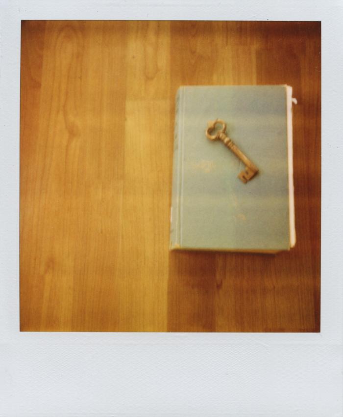 gaby j photography vintage books polaroid 09