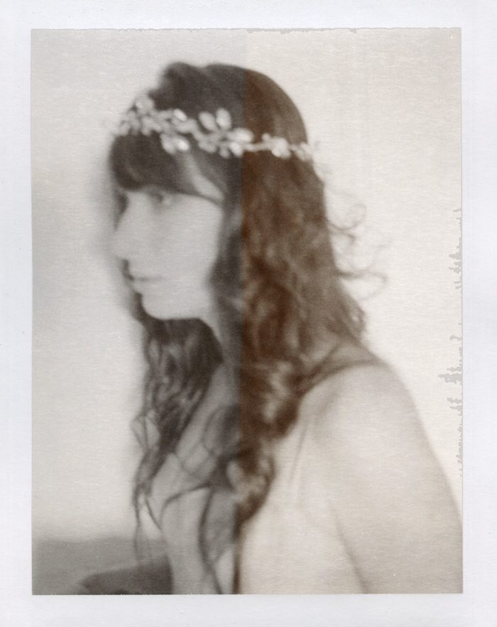 las vegas vintage bridal accessories wedding photographer polaroid