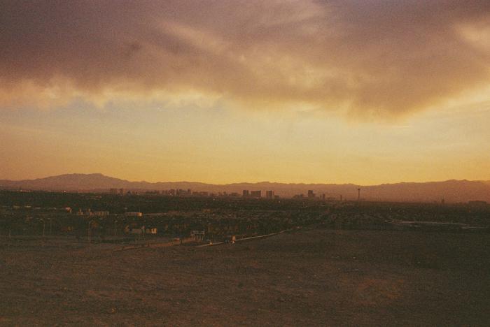las vegas sunset gaby j 3