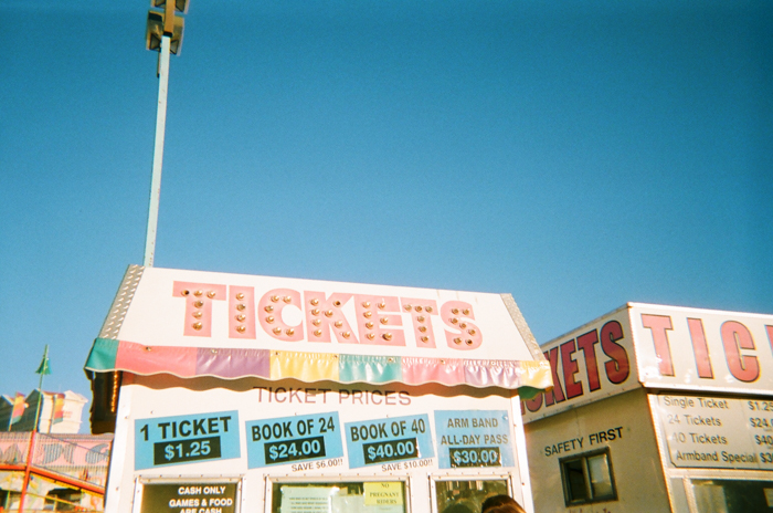 fun las vegas carnival engagement locations ticket booth