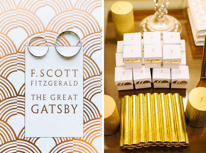Speakeasy Great Gatsby Themed Las Vegas Wedding Gaby J Photography