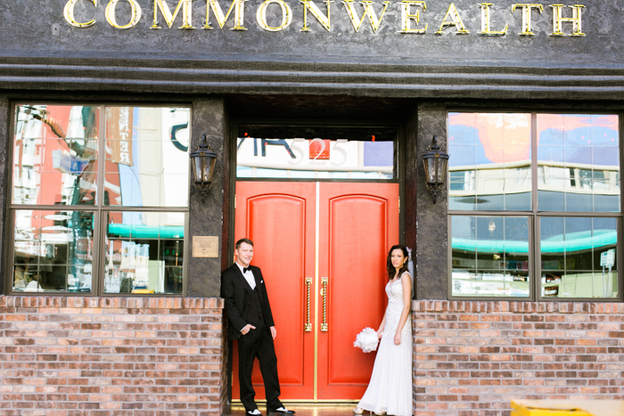 commonwealth las vegas wedding