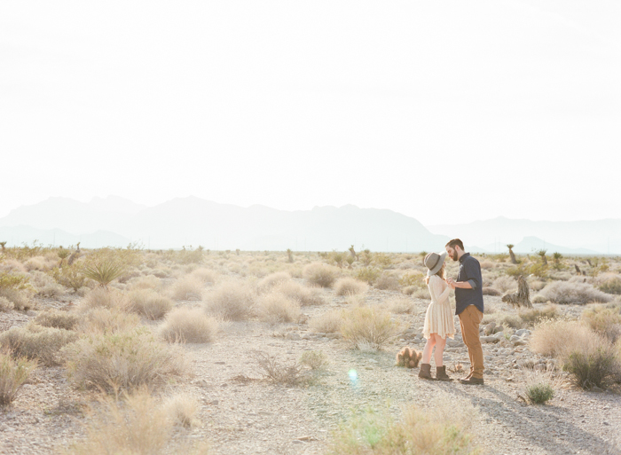 las vegas desert engagement jordan and matt 14