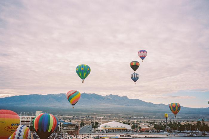 mesquite balloon festival 1