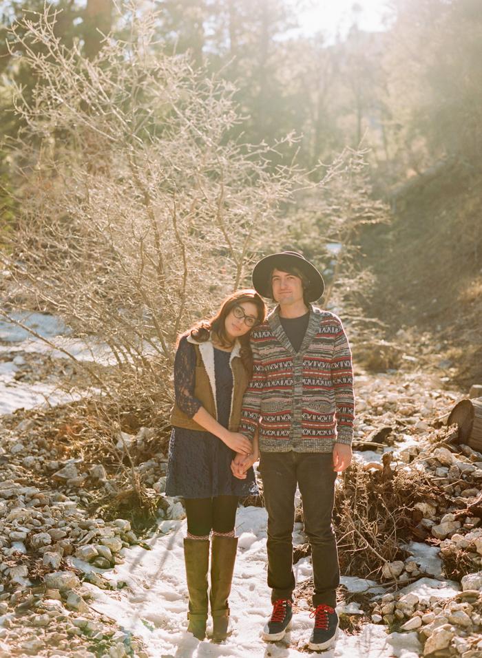 mt charleston las vegas indie engagement photo 23