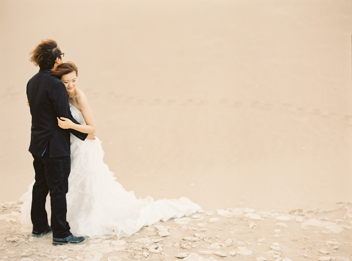 death valley sand dunes wedding photo 15