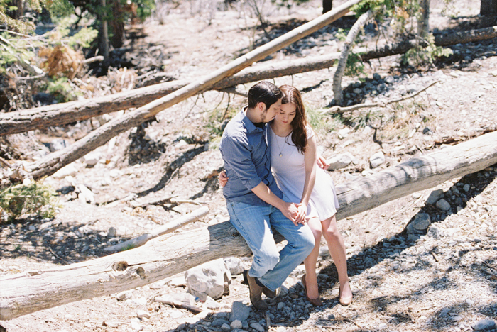 las vegas engagement photographer mt charleston 3