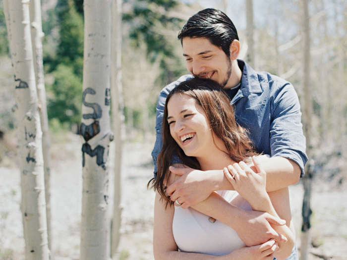 las vegas engagement photographer mt charleston 7