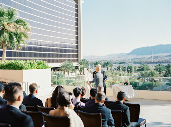 las vegas red rock casino balcony wedding ideas
