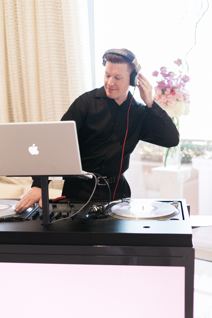 dj harry o las vegas wedding