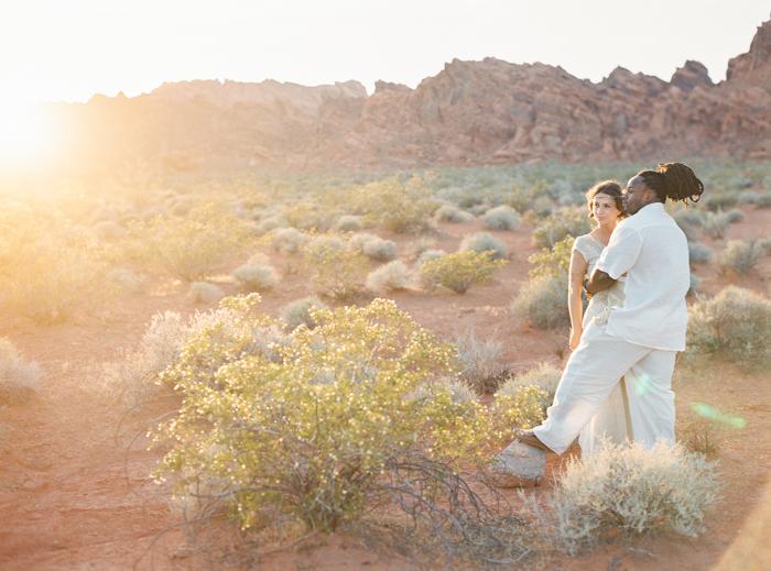 valley of fire boho desert wedding 37