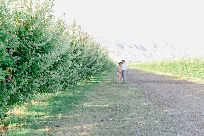las vegas gilcrease orchard engagement photo 6