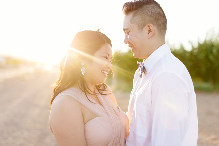 las vegas gilcrease orchard engagement photo 7