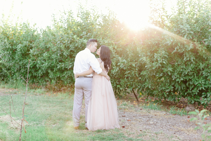 las vegas gilcrease orchard engagement photo 14