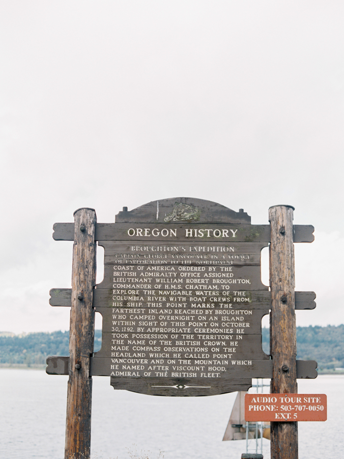 columbia river gorge oregon history
