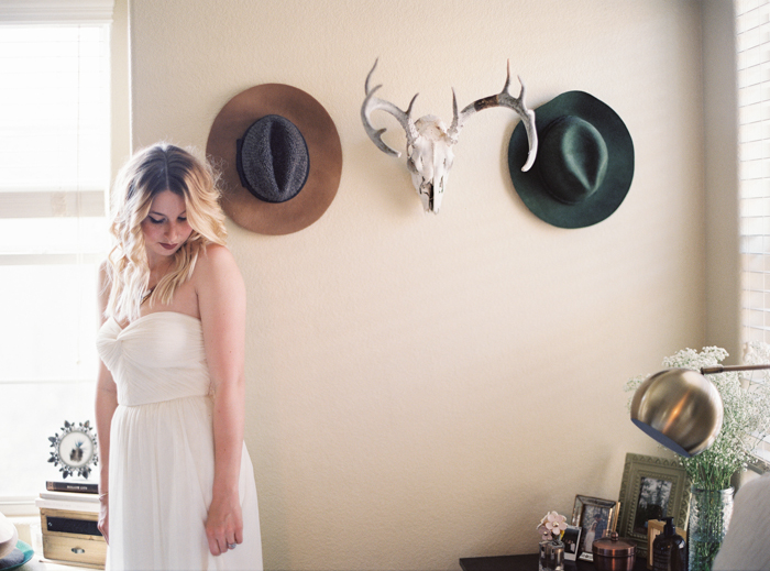 las vegas wedding with boho details photo 20a