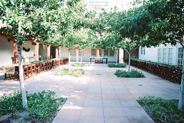 las vegas Historic Fifth Street Grammar School wedding