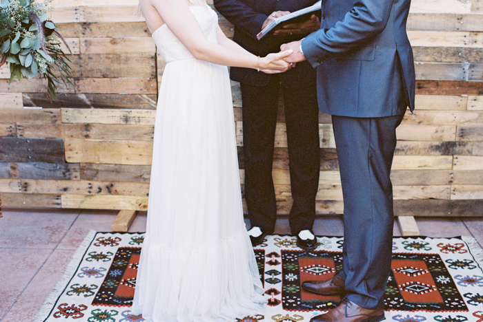 las vegas wedding with boho details photo 53