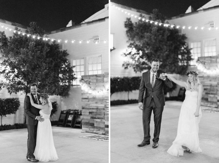 las vegas wedding with boho details historic fifth street school