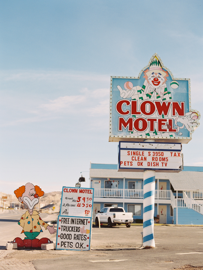 clown motel tonopah nv GABY J PHOTOGRAPHY